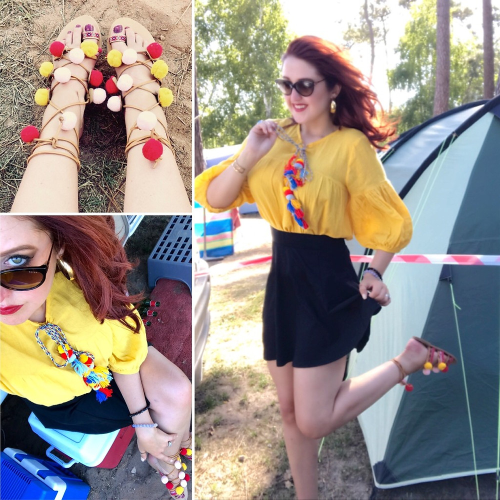 GLAMP Collage