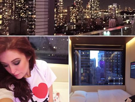 Citizen M Hotel – NYC