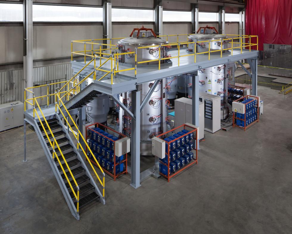 Kloeckner Metals, Cincinnati, Ohio