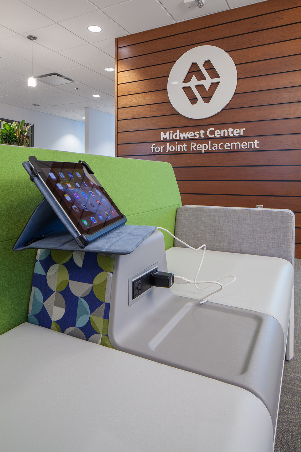 Detail, Midwest Center for Joint Replacement, Indianapolis, IN