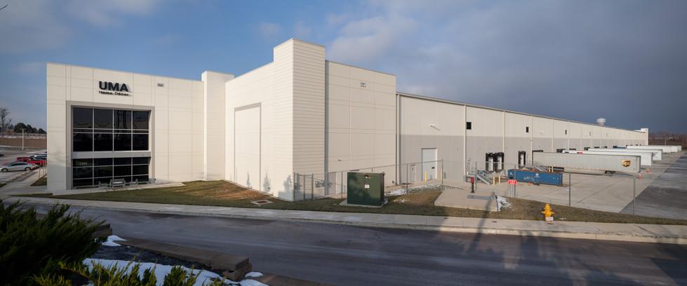 Distribution Center, Hebron, KY