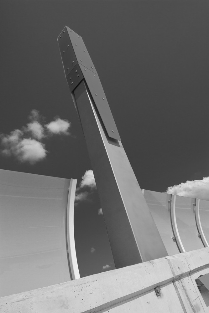 Detail, Indiana St. Rd. 39 Bridge, Lebanon, IN