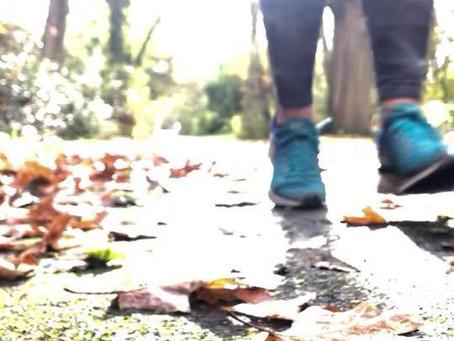 Wandelen, wandelen en nog eens wandelen, ik ben fan geworden!