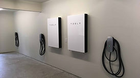 Tesla-Powerwall-and-EV-Charger-Installat