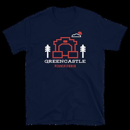 Greencastle - Short-Sleeve Unisex T-Shirt