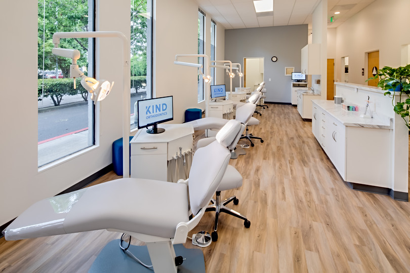 Modern and Open Clinical Bay