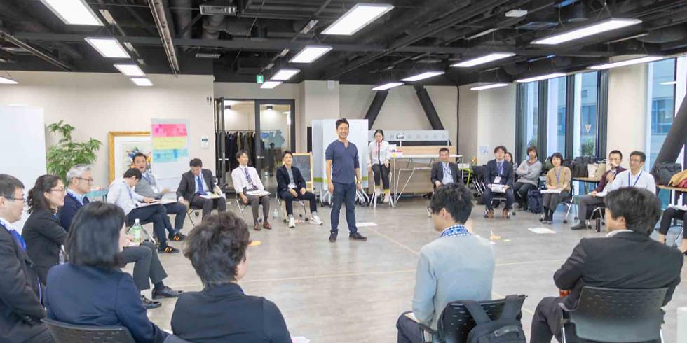 JPBV イノベーターズ・マインド ブートキャンプ