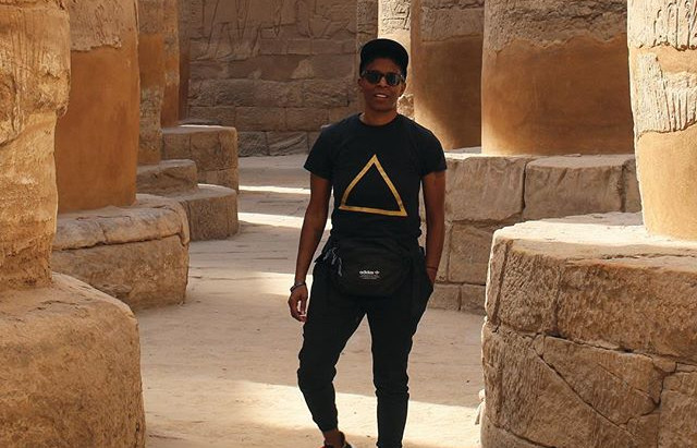 What traveling to Egypt taught me about myself.
