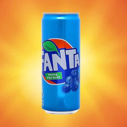 Blueberry Fanta