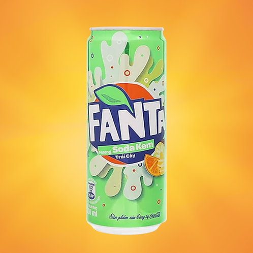 Fruity Cream Fanta