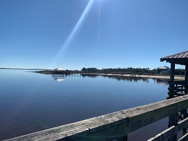 St. Louis Bay, Bay Saint Louis, MS