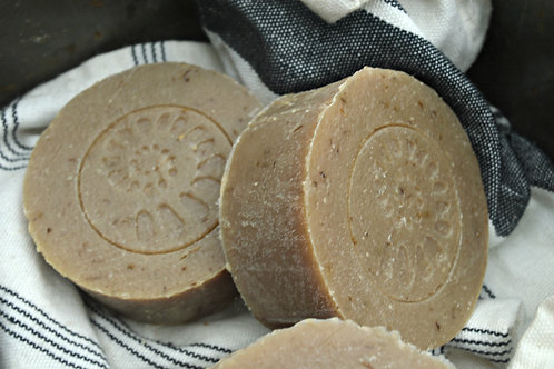 Peppermint Patchouli Shampoo Bar
