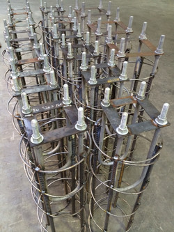 Small Rag Bolted Cages