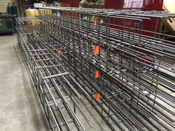 Stored Welded Cages