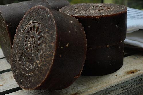 Cacao Butter Coffee and Vanilla Bean Shampoo Bar