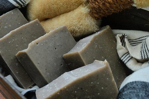 Dead Sea Mud Vegan Soap with Pure Essential Oils