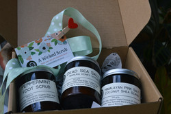 Body Scrubs and Treatments