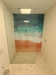 Shower Wall - Beach