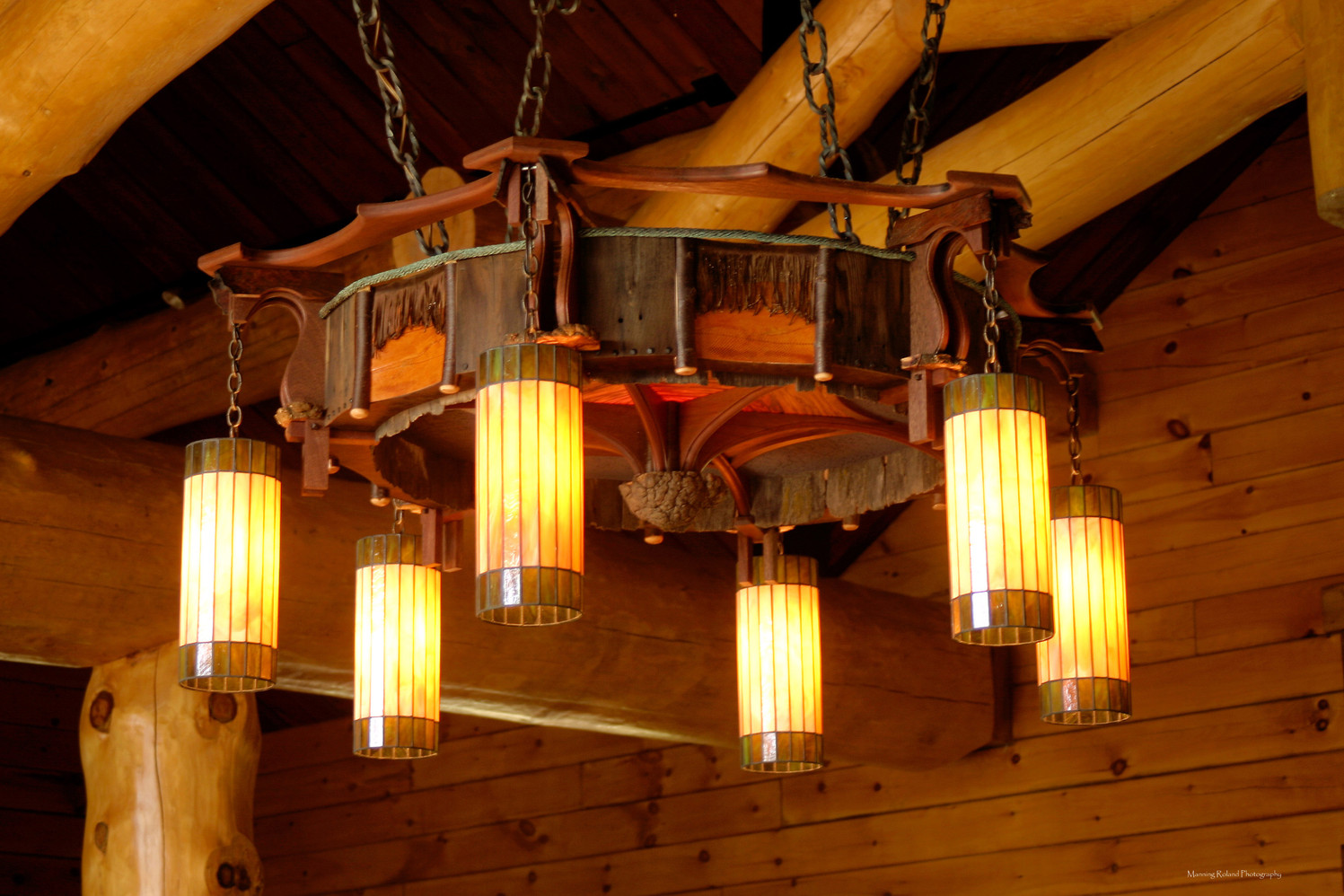 HEARTHSTONE CHANDELIER