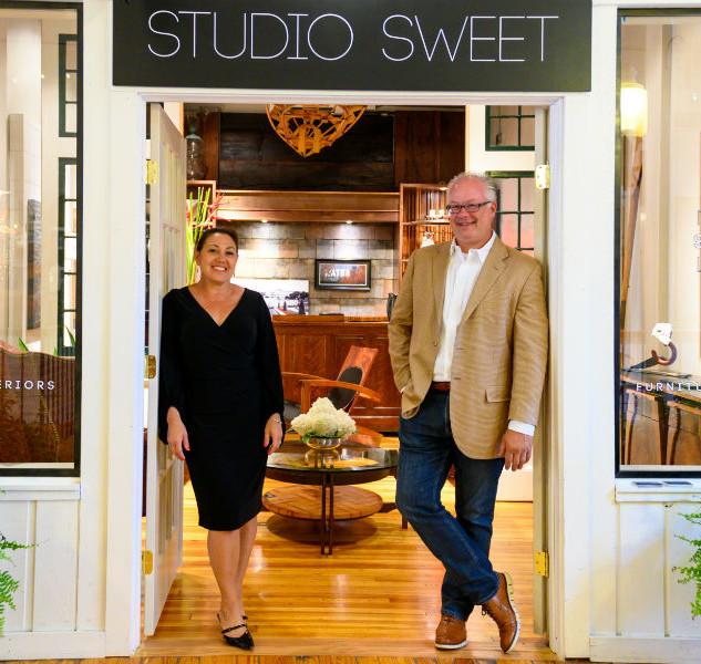 Tara & Jonathan Sweet
