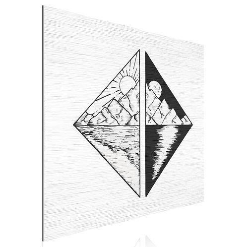 Tableau Géométrique 06