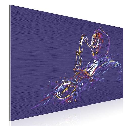Tableau Jazz man