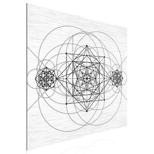 Tableau Géométrique 11