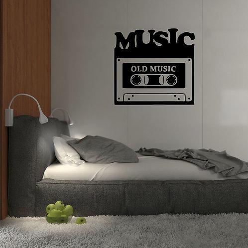 """Vinyle Music """"Cassette"""""""