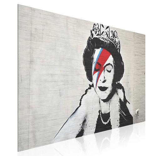 Tableau Banksy Queen