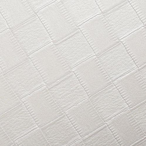 Pack Cstyl Cuir carré blanc 1,22m x 5m