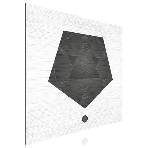 Tableau Géométrique 16