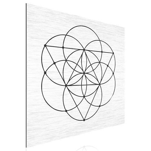 Tableau Géométrique 04