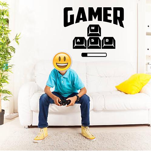 Vinyle Gamer 16