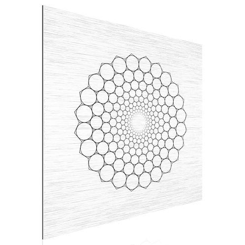 Tableau Géométrique 07