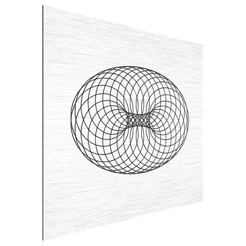 Tableau Géométrique 09