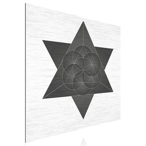 Tableau Géométrique 17