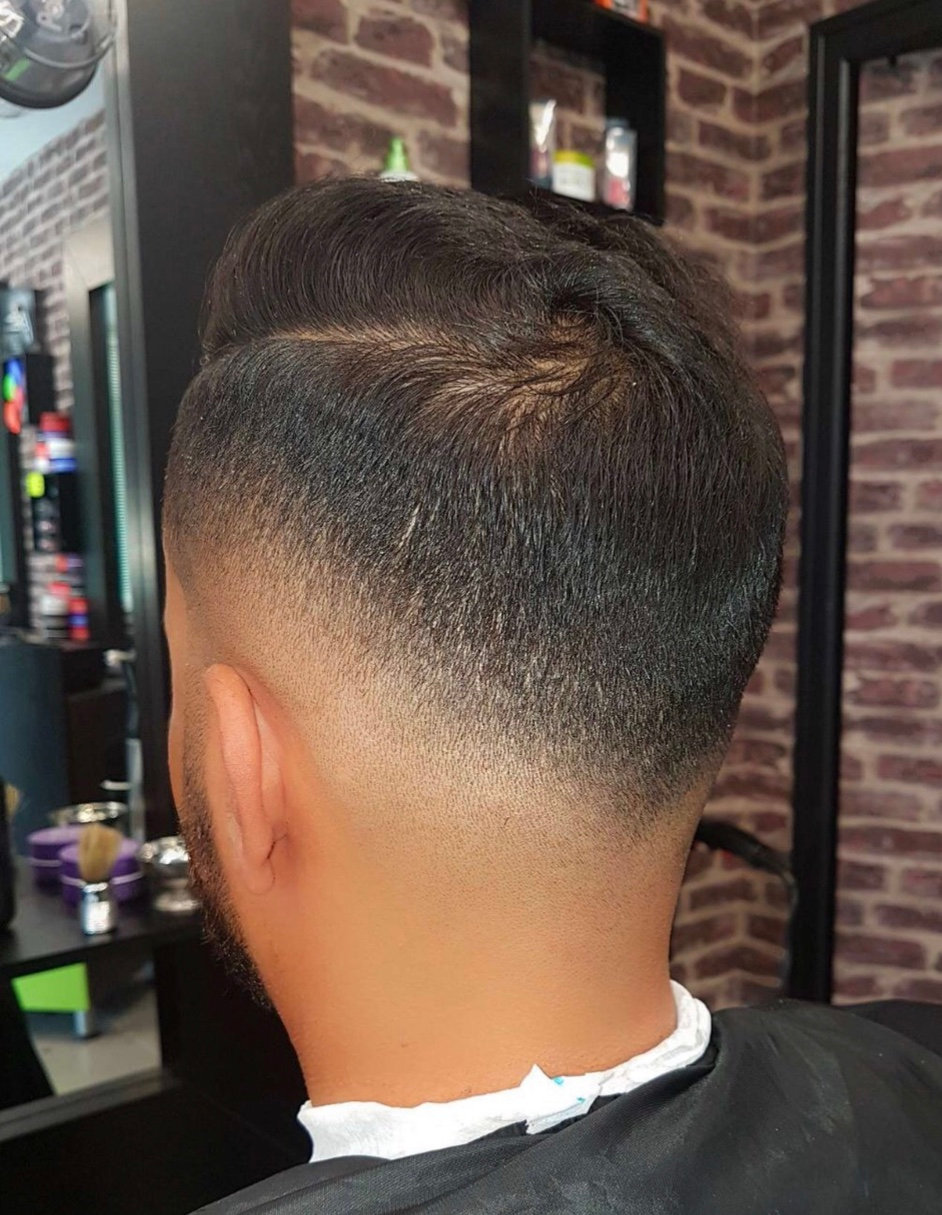Coupe adulte
