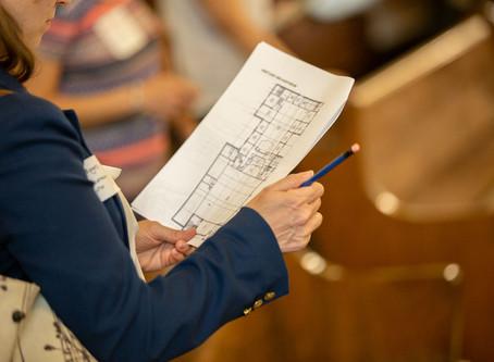 Community Design Charette for East End United Regional Ministry