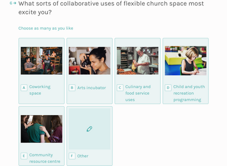 Digital Survey Tools and Analysis for East End United Regional Ministry