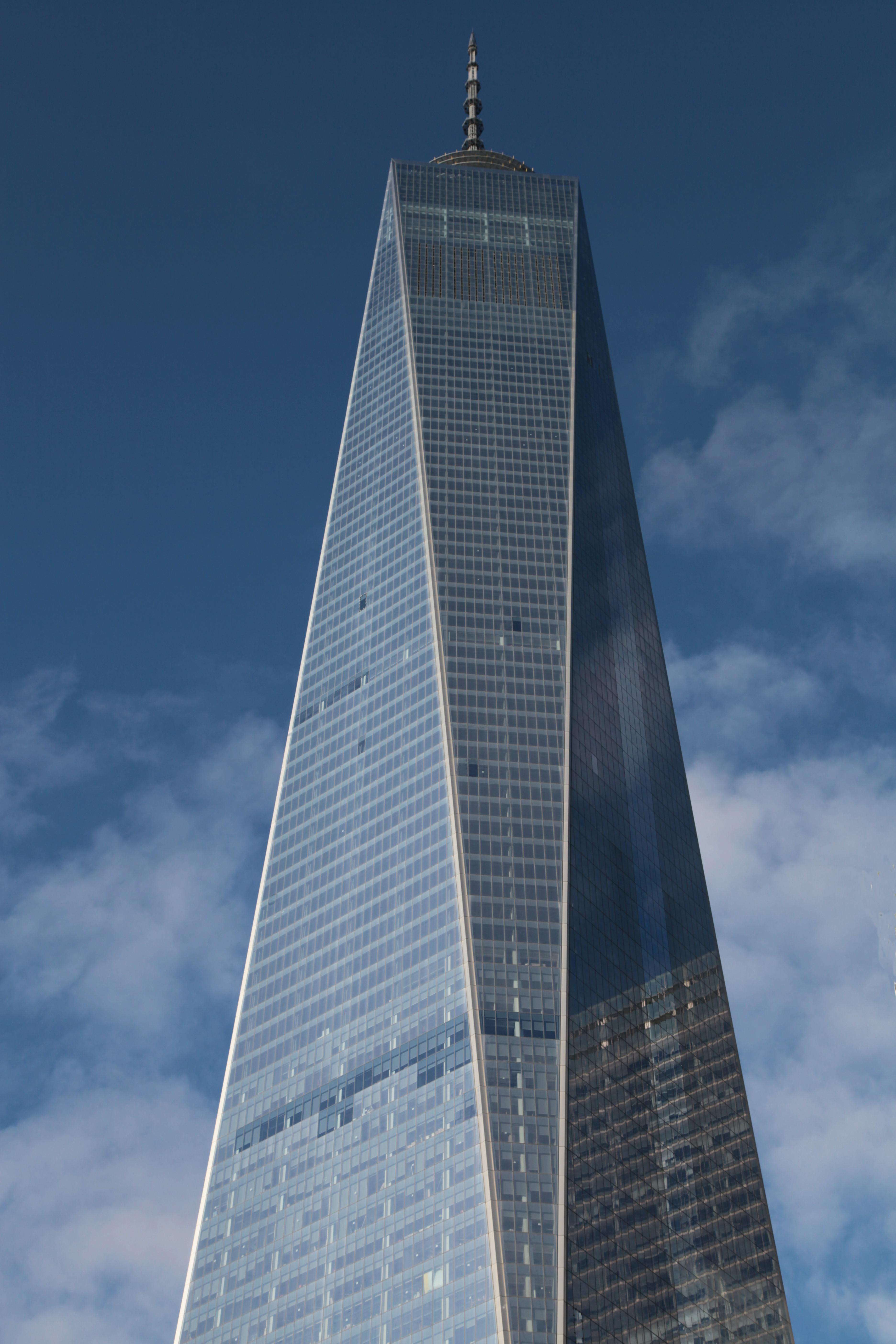 Ground Zero, NYC 2015
