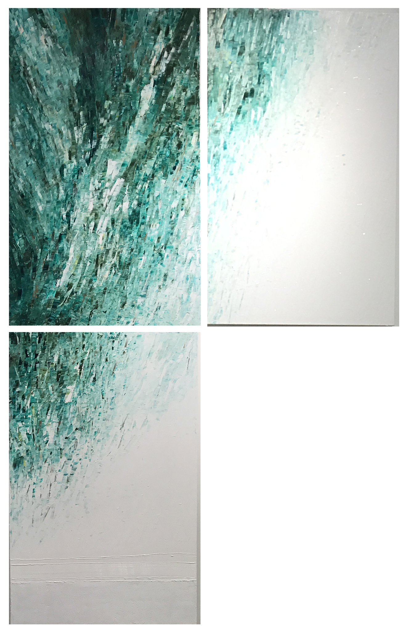 Call spring 3 - Triptych