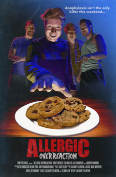 When Scott brings cookies to his friend's annual weekend long Freddy vs Jason fest, he unwittingly gives Dave an allergic reaction. And what was supposed to be a fun time, turns into a night of uncanny horror!