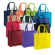 bolsa ecológica de colores