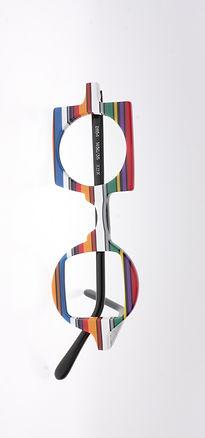 stripy frames