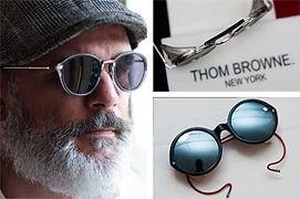 Thom Browne eyeglases sunglasses eyewear