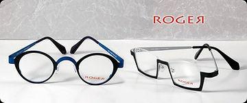 Roger eyeglases sunglasses eyewear