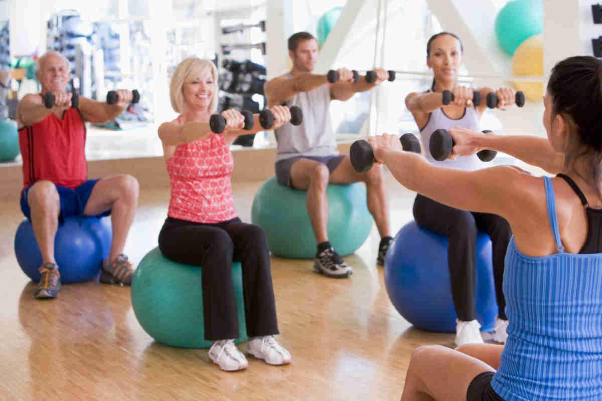 Gym douce (45min)