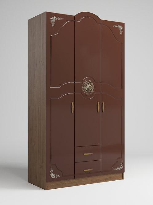 Шкаф Алькор с декором