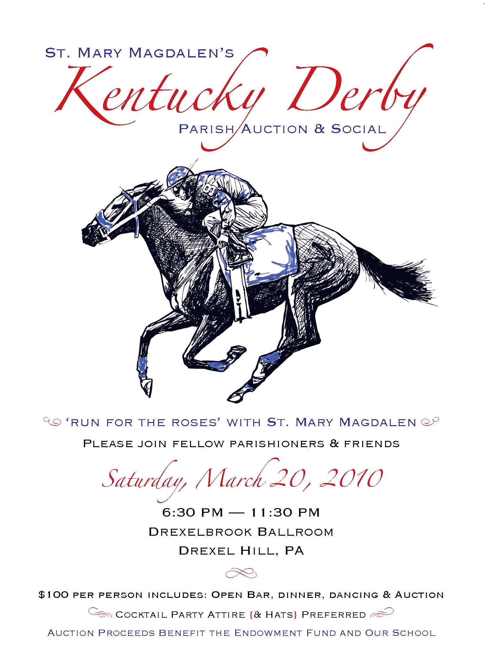 SMM Derby Invite