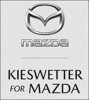 Kieswetter for Mazda